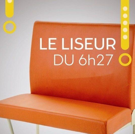"""Jean-Paul Didierlaurent, lauréat du 6ème Prix du Roman d'Entreprise et du Travail pour """"Le liseur du 6h27"""""""