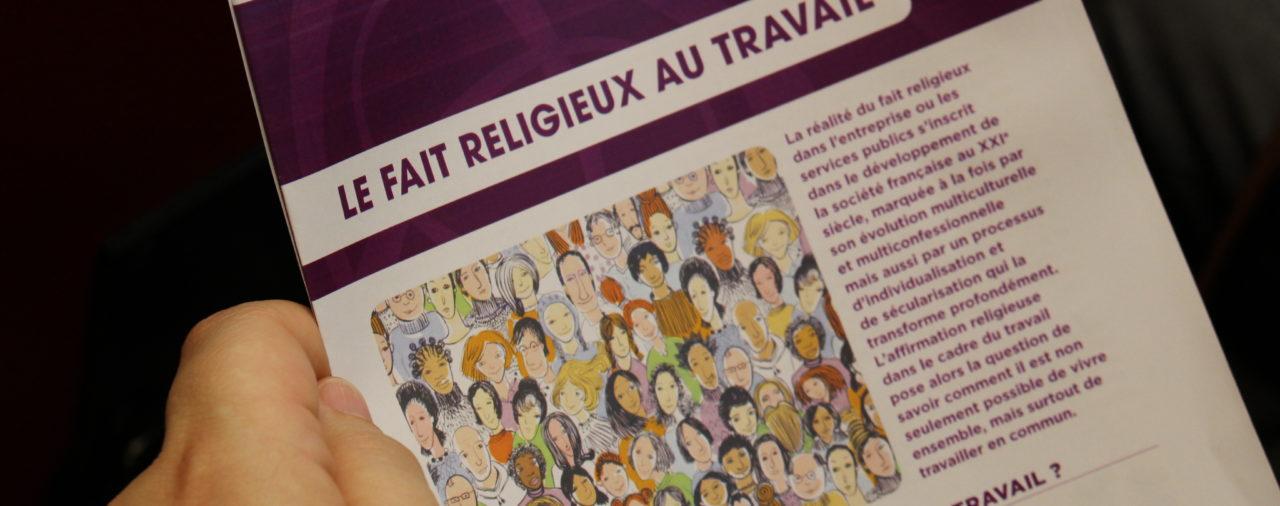 Entreprises et services publics : quels sont les impacts de la religion et de la radicalisation religieuse ?