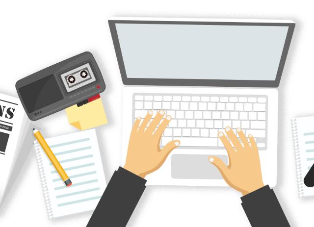 Nouvelle enquête : quel avenir pour le journaliste de demain ? – Technologia