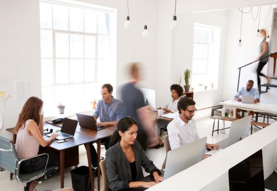 votre RDV hebdomadaire > Le monde du travail en question #02 : Aménagement des lieux de travail et qualité de vie au travail